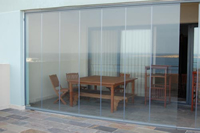 Frameless Glass Door