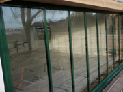 Slim Framed Patio Door