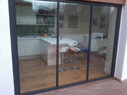 Slim Profile Patio Doors