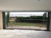 Thin Framed Patio Door
